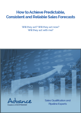 White Paper How to achieve predictable sales forecasting with SCOTSMAN qualification and planning