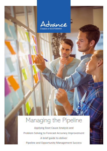 Managing the pipeline cover