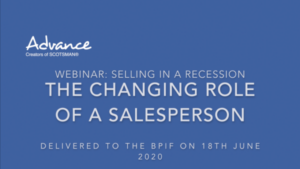 An online sales training webinar to improve sales qualification and sales forecasting skills