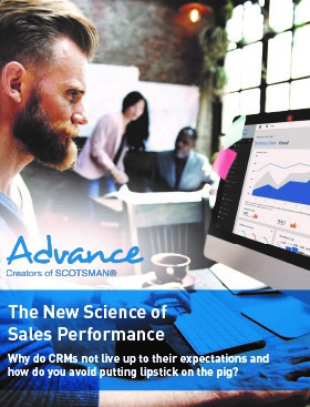eBook: The New Science of Sales Performance