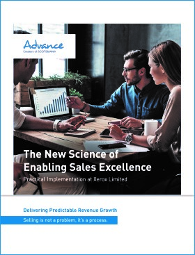White Paper: The New Science of Enabling Sales Excellence