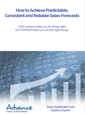 White Paper how to improve sales forecasting and pipeline management with SCOTSMAN sales
